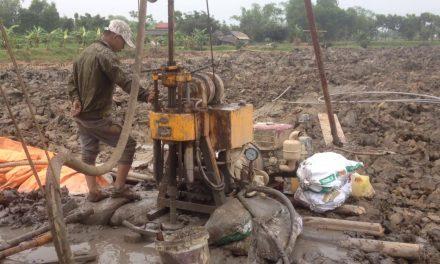 Dịch vụ khoan giếng công nghiệp tại Hà Nội