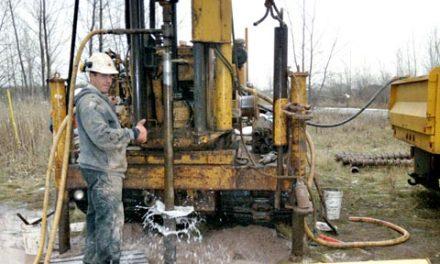 Dịch vụ khoan giếng đá