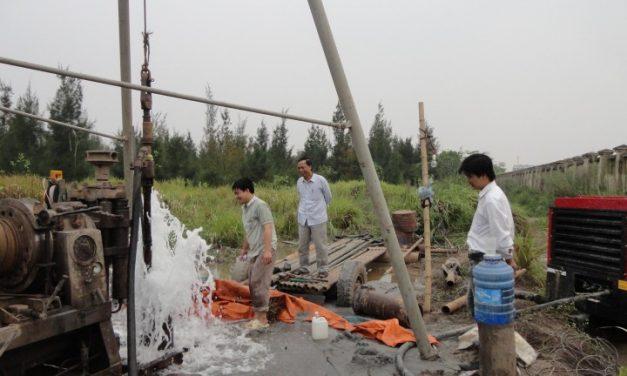Dịch vụ khoan giếng Sóc Sơn